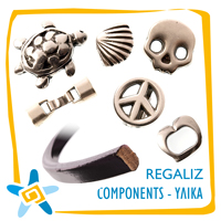 Regaliz components