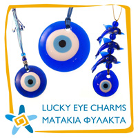 Lucky Eye Charms