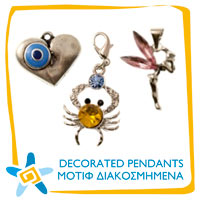 Decorated Pendants