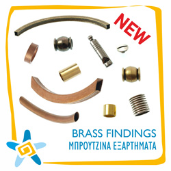 Brass Findings