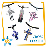 Cross Neckaces