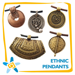Ethnic Pendants