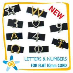 Letters & Numbers Stand