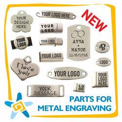 Parts for Metal Engraving