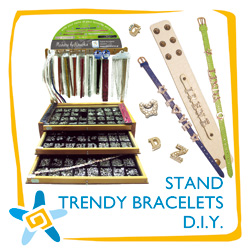 Stand Trendy Bracelets D.I.Y.